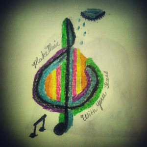Make Music with Your Tears by HastyWords