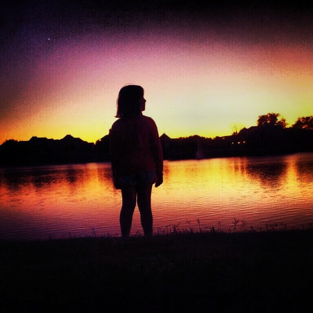 HastyKid at Sunset