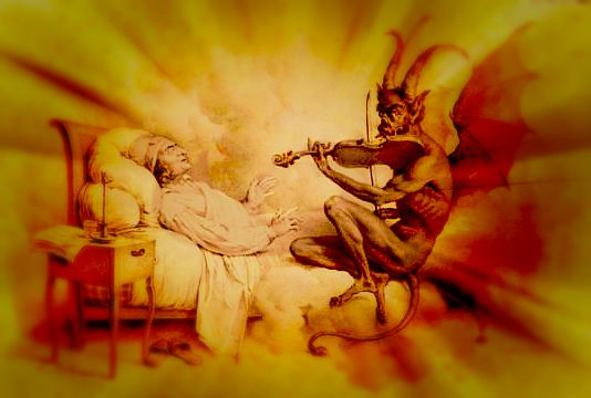 Original art by: Violin Sonata in G minor. Larghetto affettuoso Colored by: HastyWords