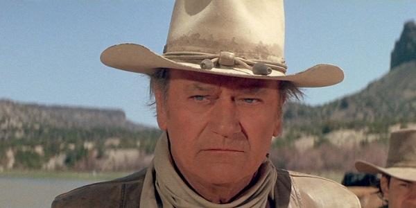 John Wayne as Wil Andersen